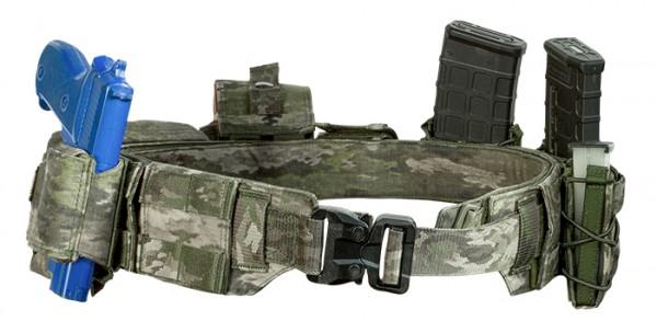 Warrior Low Profile Direct Action Belt A-TACS IX