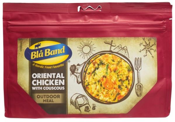 Blå Band Outdoor Meal - Hähnchen mit Couscous