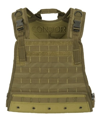 Condor Modular Compact Plate Carrier Oliv