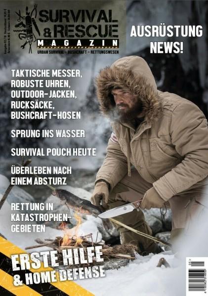 Survival & Rescue Magazin - Ausgabe 02/2019
