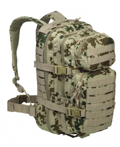 US Assault Pack Jump Tropentarn