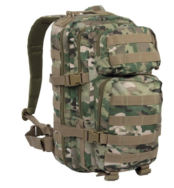 US Assault Pack Jump Multitarn