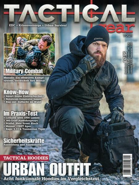 Tactical Gear Magazin 1-2021