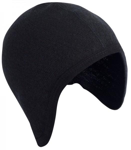 Woolpower Helmmütze 400g - Schwarz