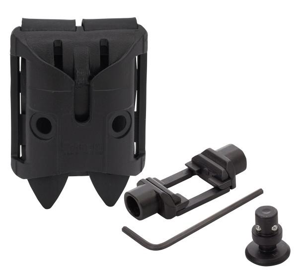 Stratus Waffenhalterung QD Picatinny Combo + GEN2 Holster