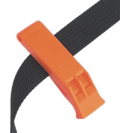Fastex Signalpfeife Orange