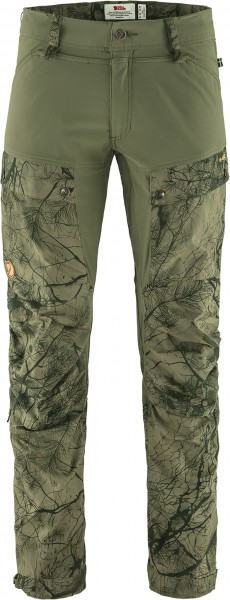 Fjällräven Keb Trousers Long Camo Green