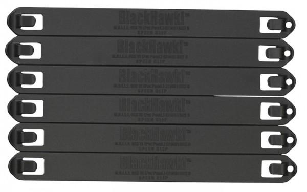 BLACKHAWK Speed Clips #9 Schwarz
