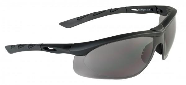 SwissEye Tactical Brille Lancer Black/Smoke