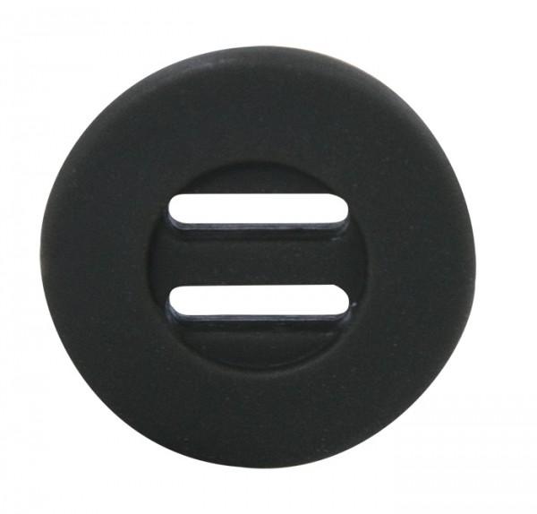 Slotted Buttons 20 mm 10er Set