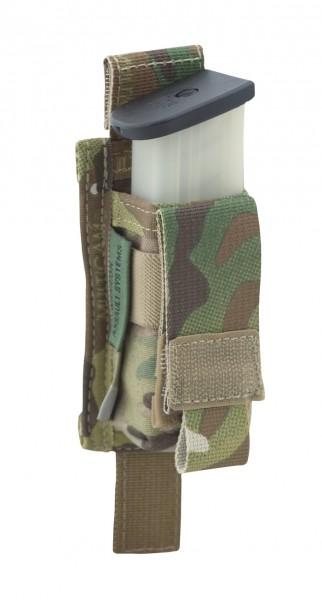 Warrior Single 9mm Pistol Pouch Multicam