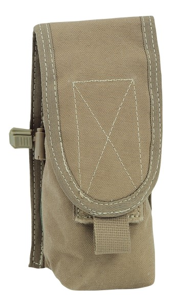 Warrior Single NSR Mag Pouch Coyote M4/AR15