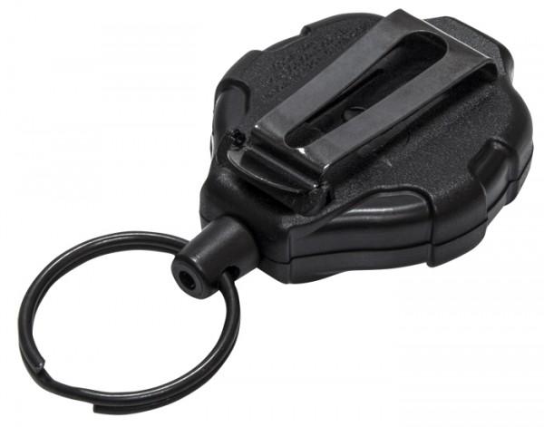 KEY-BAK Key Ratch-It Tether mit Gürtelclip Super Duty