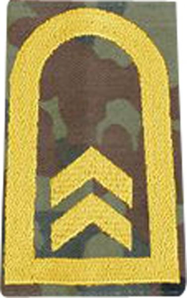 BW Rangschl. Oberbootsmann Marine Tarn/Gold