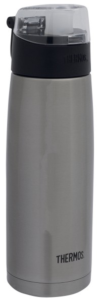 Thermos Isolier Trinkflasche Edelstahl 0,7 L