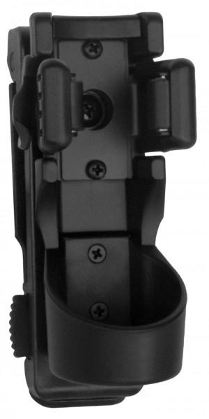 ESP Taschenlampen Halterung 34 mm mit Gürtelclip