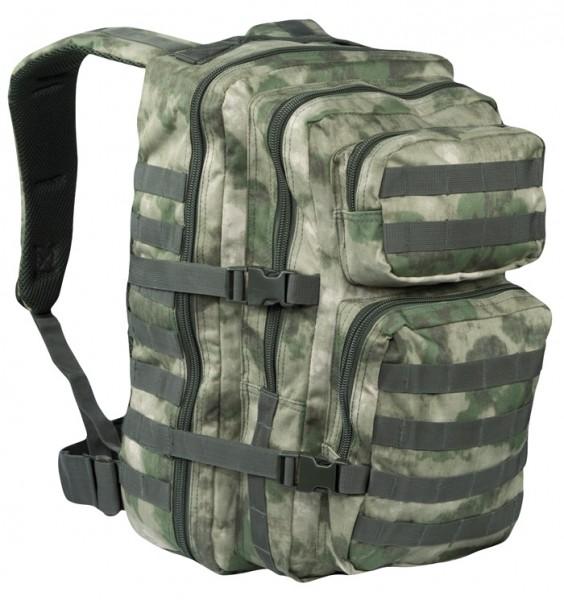 US Assault Pack Large MIL-TACS FG