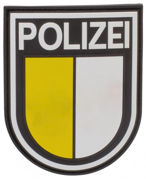 3D Ärmelabzeichen Polizei Mecklenburg-Vorpommern