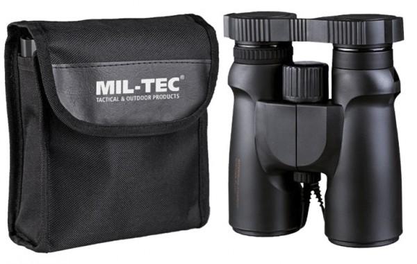 Mil-Tec Fernglas Waterproof 8x42