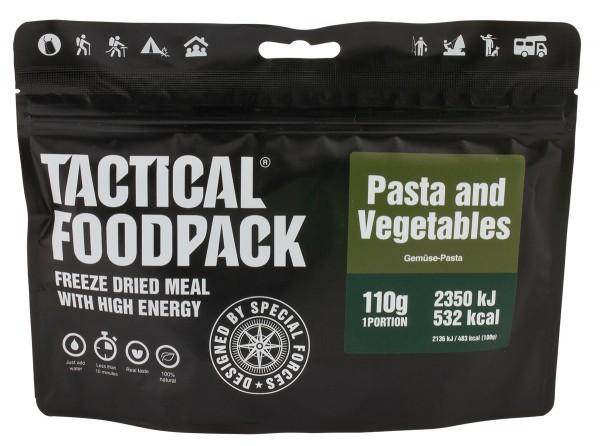 Tactical Foodpack - Gemüse Pasta