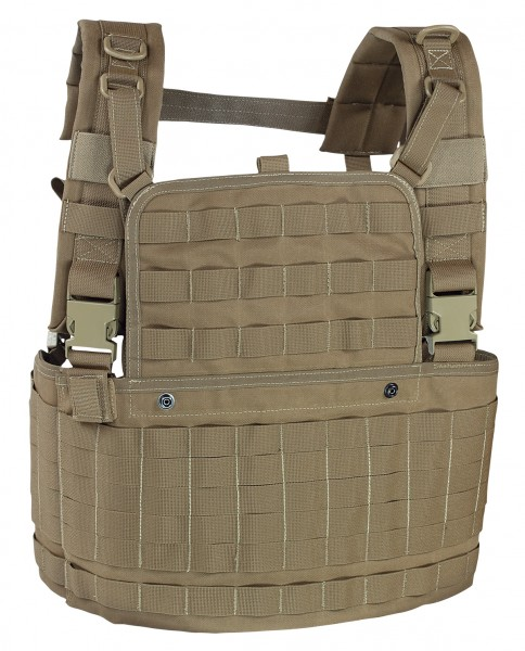 Warrior EO 901 Chest Rig Coyote
