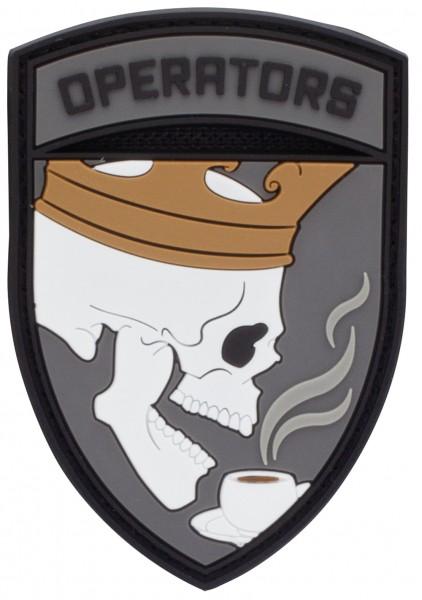 Operators Coffee Club Badass Joe Badge