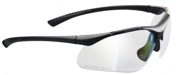 SwissEye Tactical Brille Maverick Schwarz