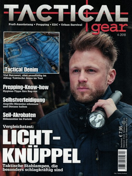 Tactical Gear Magazin 4-2018