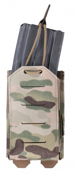 WAS Laser Cut Single Bungee 5.56 Mag Pouch