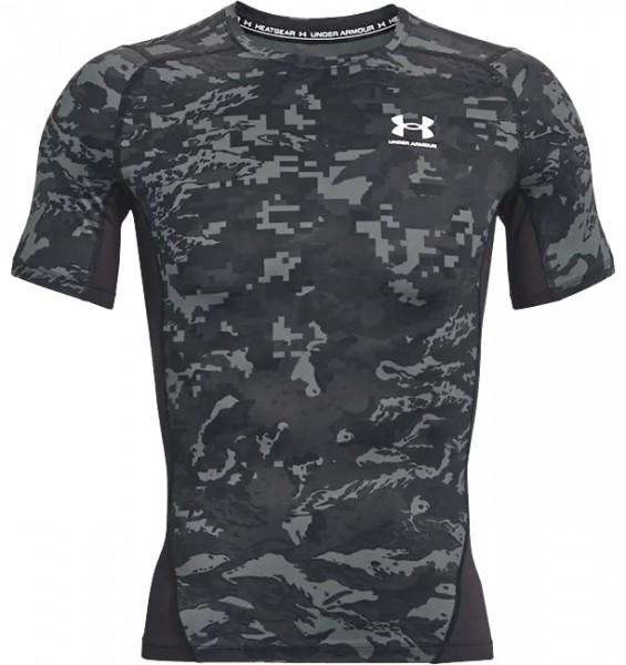 Under Armour HeatGear T-Shirt Camo Print