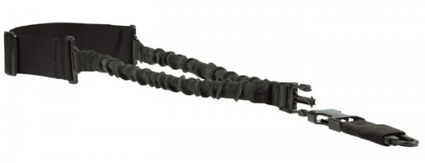 Warrior Single Point Bungee Sling Black