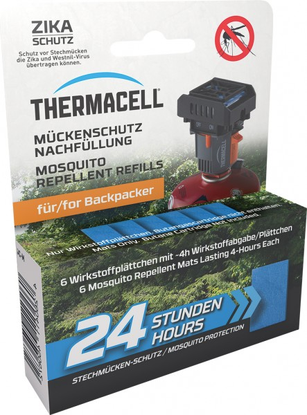 Thermacell Nachfüllpackung Backpacker 24 Stunden