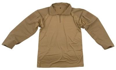 Mil-Tec Tactical Shirt Coyote