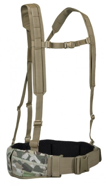 Tasmanian Tiger Warrior Belt MK III Multicam
