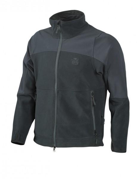 Fleece Jacke TT Nevada Women Jacket Schwarz