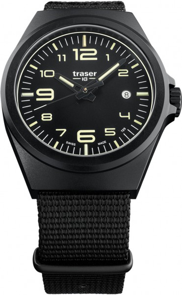 Traser H3 P59 Essential M Uhr Nato