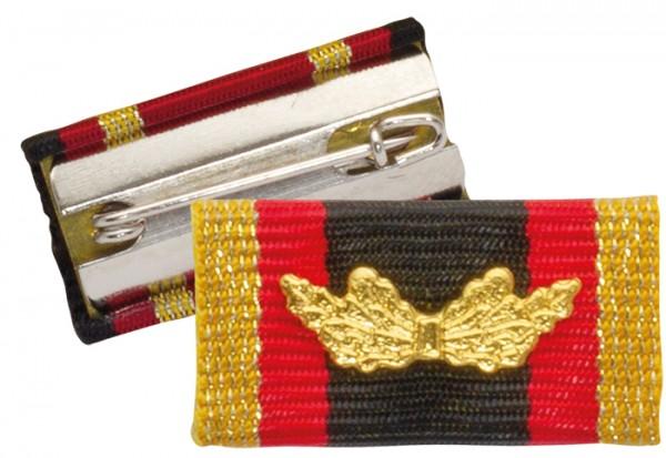 Bandschnalle Ehrenkreuz für Tapferkeit Gold