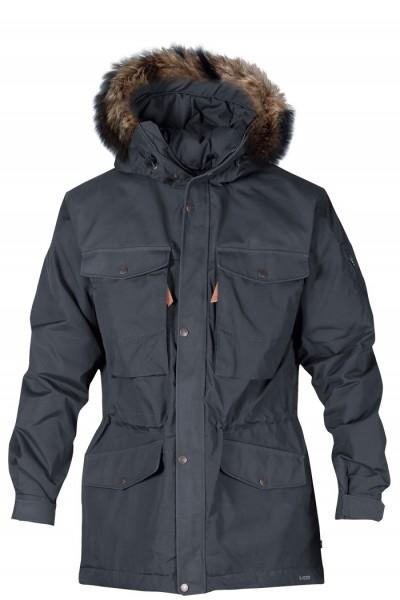 Fjällräven Jacke Sarek Winter Jacket Dark Grey