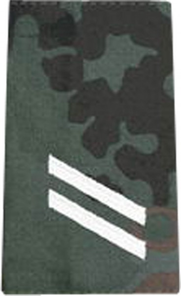 BW Rangschl. Obergefreiter Tarn/Silber