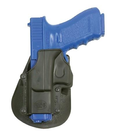 Fobus Paddleholster Glock 17/19 Schwarz - Links