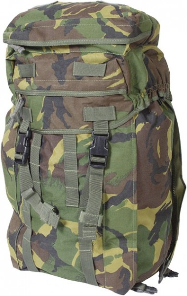 WEB-TEX Tactical Assault Rucksack DPM-Tarn 30 Ltr.