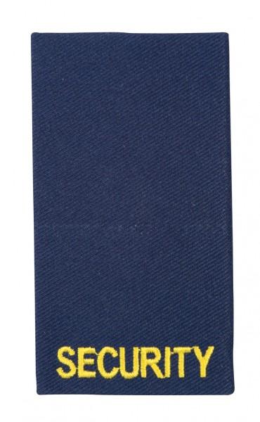Rangschlaufen Blau mit Security Stick
