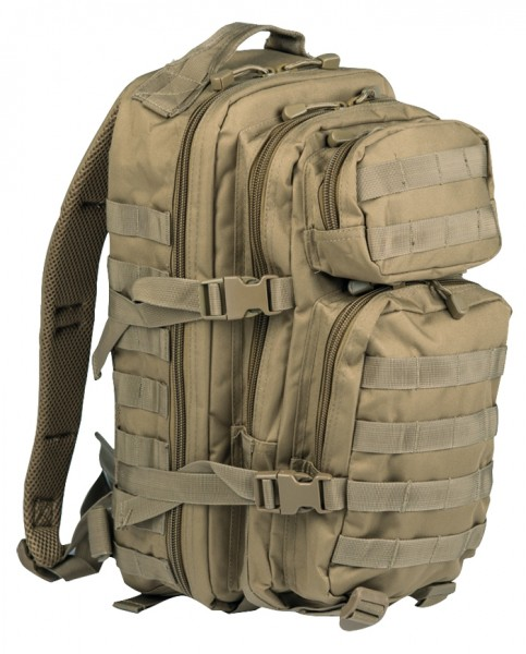 US Assault Pack Jump Coyote
