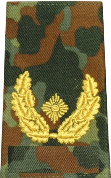 BW Rangschl. Brigadegeneral Tarn/Gold
