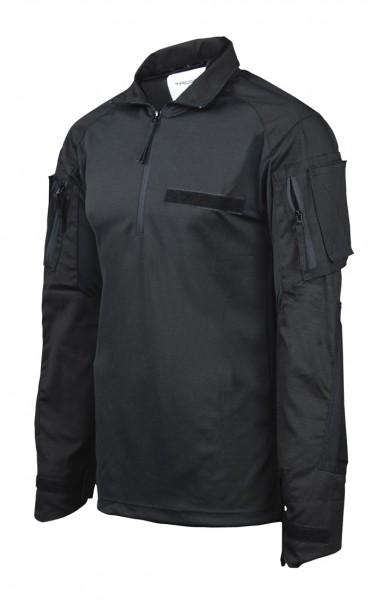 TACGEAR Combat Shirt Schwarz