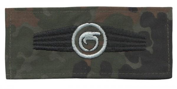 BW Tätigkeitsabz. ABC Abwehrpersonal Tarn/Silber