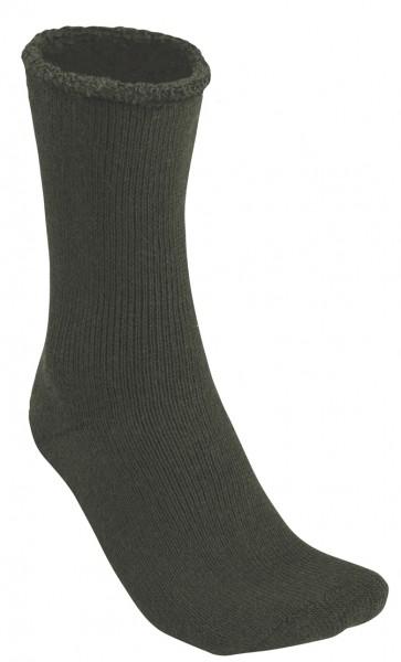 Woolpower Socks 600 Pine Green