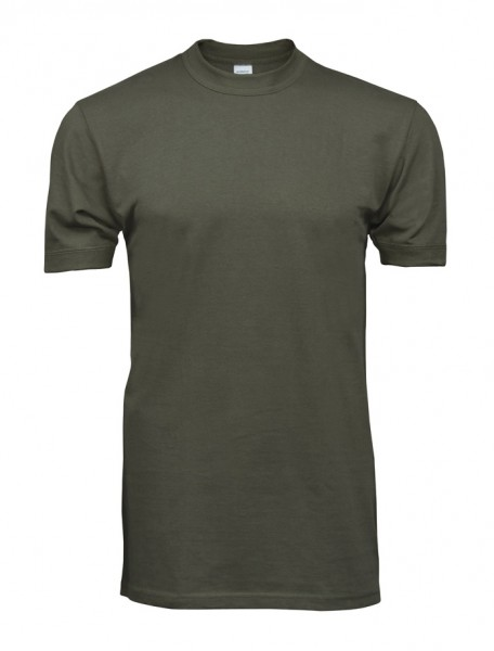 BW Unterhemd 1/2 Arm Original Oliv