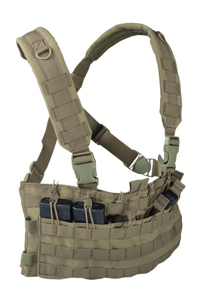 Condor Rapid Assault Chest Rig MCR6 Coyote