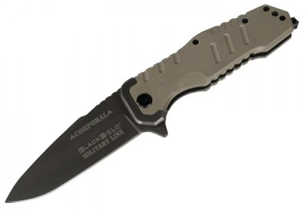 BlackField Einhandmesser Military Line Coporal
